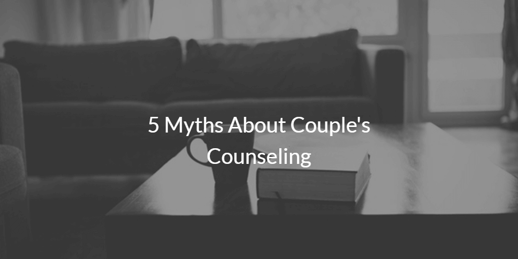 Couple's counseling
