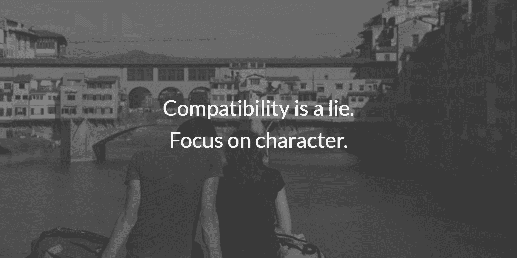 Compatibility is a lie. Wide